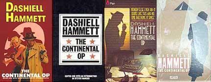 The Continental Op DashiellHammett10ShortStoryCollections